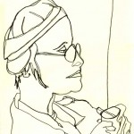 Anne-thinking_pencil-on-paper