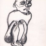 Clown-2_pencil-on-paper