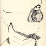 Clown_pencil-on-paper