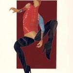 Dancing-figure