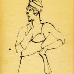 Lady-1_pen-&-ink