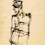 Lady-2_pen-&-ink